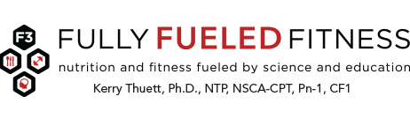 Fully Fueled Fitness Logo