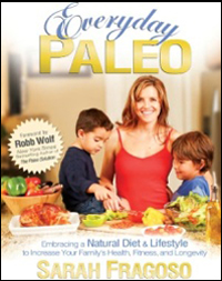 Everyday Paleo Book Sarah Fragoso